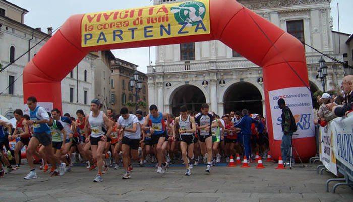 Vivicittà 2016: tutti i risultati, Brescia la sede più veloce