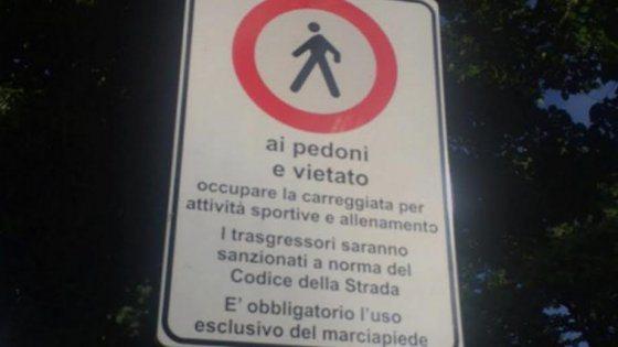 A Gorle (BG) vietato correre, la rivolta dei runner  «Si penalizzano i soggetti più deboli»