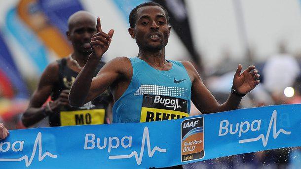 Kenenisa Bekele non andrà alle Olimpiadi di Rio nella Maratona