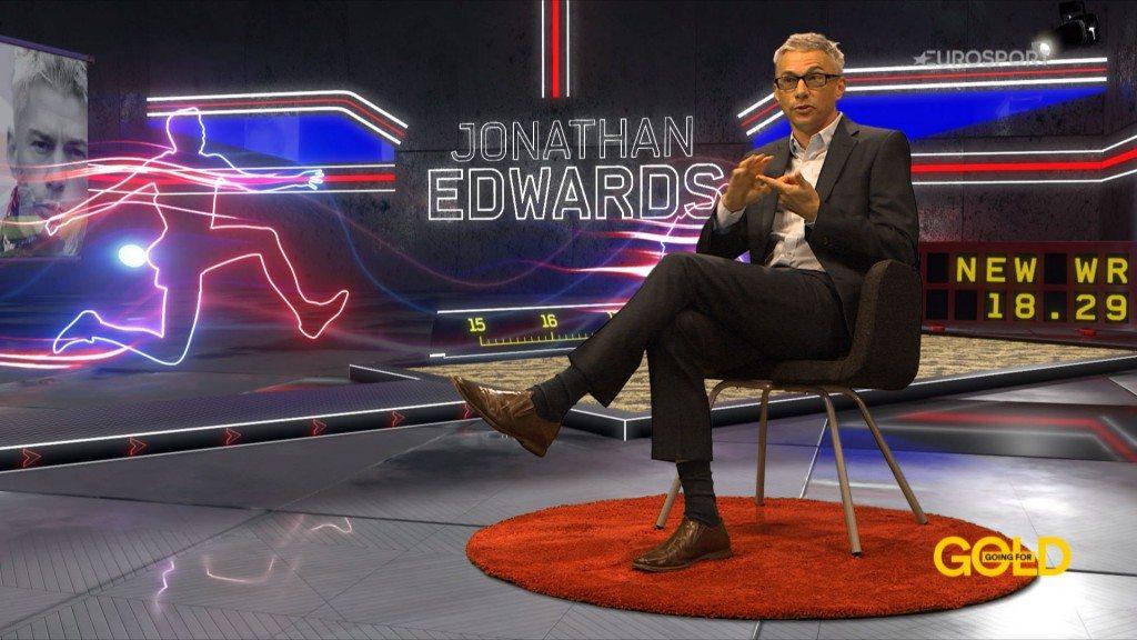 """Jonathan Edwards in esclusiva ad Eurosport: """"A 37 anni ho dovuto ricominciare da zero"""""""