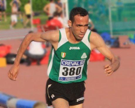 Jamel Chatbi fa il minimo nei 5.000 metri per Rio ma basterà per partecipare alle Olimpiadi?