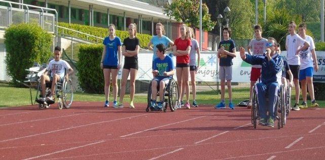 A Nembro in pista giovani e paralimpici,  cadono sei primati italiani