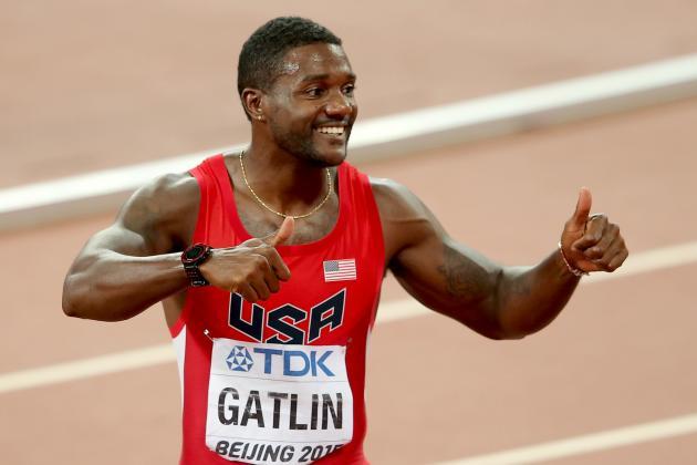Justin Gatlin vince i 100 metri al meeting di Kawasaki, in Giappone