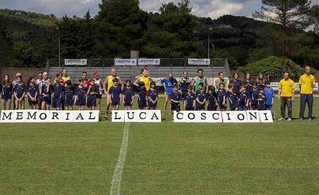 """A Orvieto attesa per il 7° Memorial """"Luca Coscioni"""", manifestazione su pista del circuito Grand Prix di Atletica Leggera"""