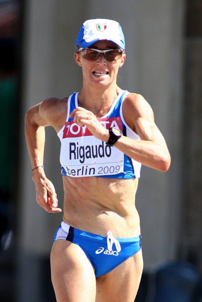 Mondiali Marcia Roma 2016: La 20 km nelle mani della Cina, finale amaro per l'Italia,5^ la Rigaudo
