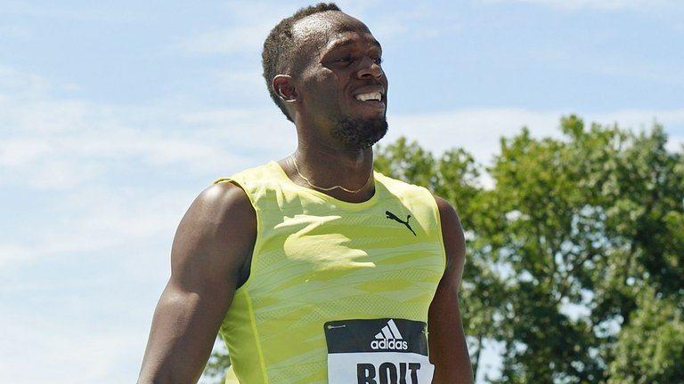 Usain Bolt: infortunio al bicipite femorale, adesso è in cura a Monaco in Germania