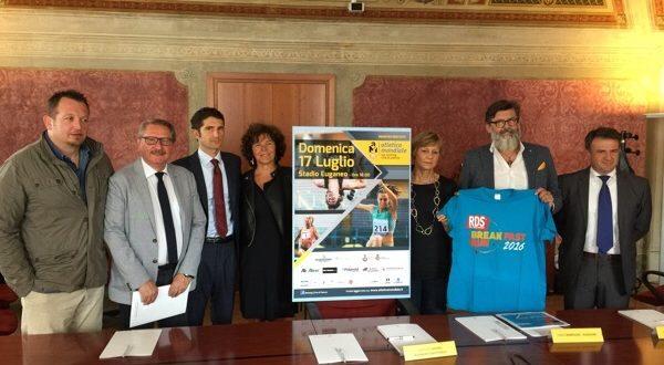 """Presentato il Meeting Città di Padova: """"Un formidabile antipasto olimpico"""""""