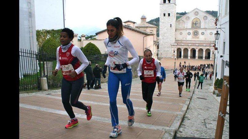 A Spoleto il Running Festival:  Tre giorni di corsa per tutti i gusti nel cuore dell'Umbria