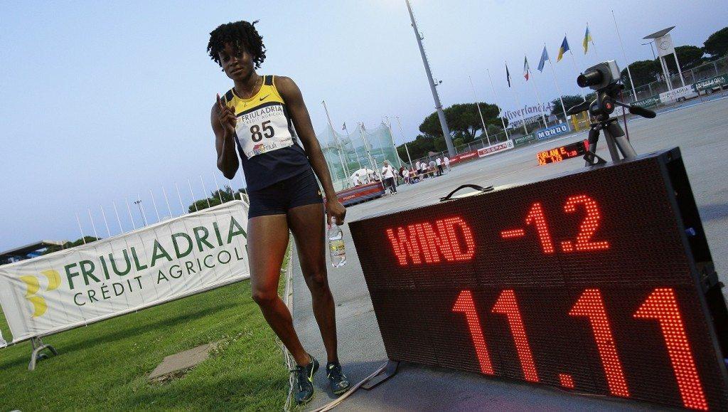 Stelle internazionali dell'atletica in pista nel 27° Meeting Sport Solidarietà 3° Trofeo Ottavio Missoni