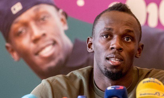 Usain Bolt gareggerà nei 200 metri nella Diamond League di Londra