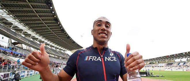 Jimmy Vicaut: il video dei 100 metri corsi in 9.86s al Meeting de Montreuil, record europeo