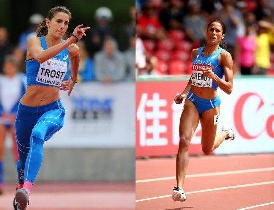 Oslo Diamond League: LibaniaGrenot e Alessia Trost  sesta e settima