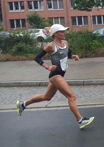 Valeria Straneo stravince la Maratona di Wurzburg in Germania e vola a Rio