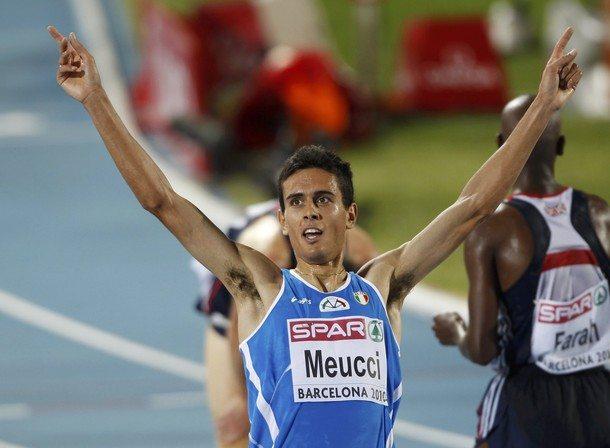 Daniele Meucci trionfa nella Coppa Europa dei 10.000 metri, seconda Rosaria Console