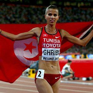 La tunisina Ghribi si riprende gli ori dopo la squalifica della russa Zaripova, premiata ai Campionati del Mediterraneo under 23