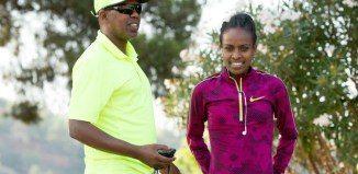Doping, arrestato l'allenatore di Genzebe Dibaba