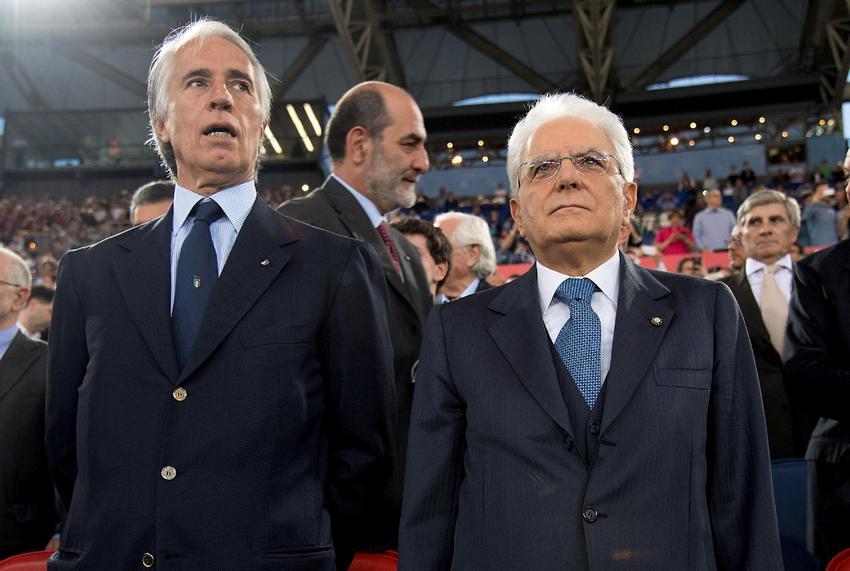 Oggi su Rai 2 diretta dal Quirinale della consegna del presidente Mattarella del  tricolore agli azzurri per Rio