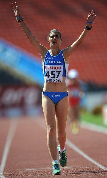 NoemiStella vince a Bressanone a suon di record, seconda prestazione italiana di sempre nei 10Km di marcia juniores