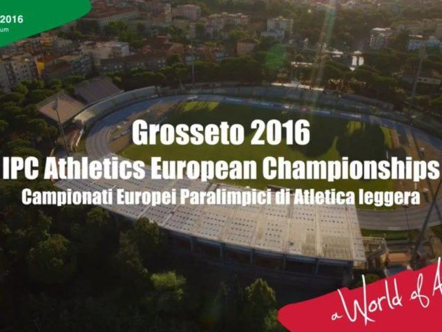 Campionati Europei Paralimpici, l'Italia conquista 2 medaglie d'oro, 1 d'argento e 2 di bronzo grazie a Tapia, Caironi, Corso Contrafatto e Dedaj