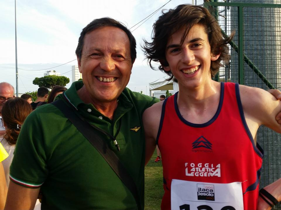 Ottimo week end per l'atletica foggiana ai campionati italiani.