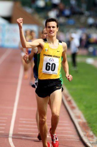 Giordano Benedetti vince gli 800 metri in Svezia col primato stagionale di 1:46.66.