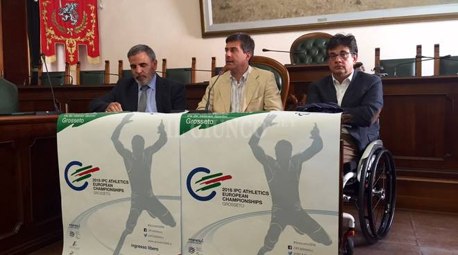 Campionati Europei Paralimpici di atletica leggera Grosseto 2016,  «Sarà il più grande Europeo»