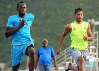 Bolt allenerà Wayde, con lui andrò  ancora più veloce