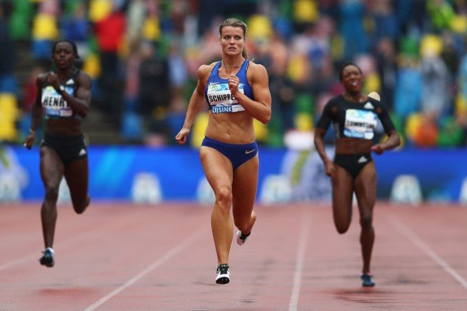 Sonfitta per Dafne Schippers a Birmingham vince la gara la statunitense GARDNER