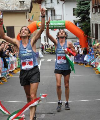 Risultati Campionati italiani di corsa in montagna: Bernard Dematteis e di Emily Collinge