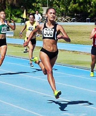 Dalia Kaddari negli 80 metri fa il Record italiano, 9.77!