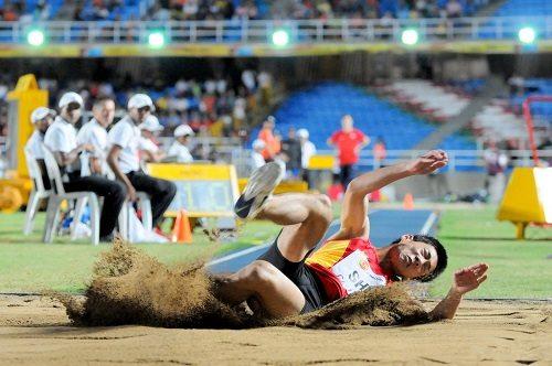 Il 17enne cinese Yuhao Shi salta 8.30 nel lungo, record asiatico Juniores