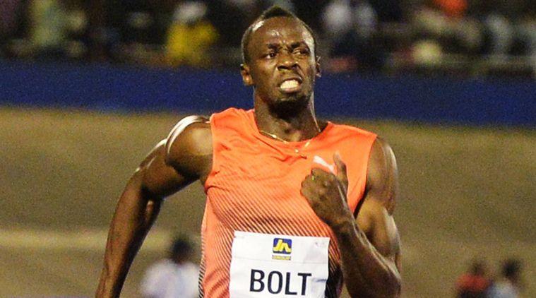 Usain Bolt corre in 9.88 i 100 metri di Kingston, batte Powell e Blake-IL VIDEO