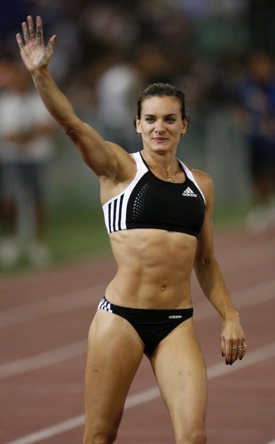Yelena Isinbayeva pronta a lottare, andare a Rio è un diritto