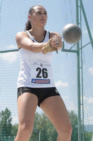 Boissano Atletica Estate, Sara Fantini reduce dai mondiali junior attesa nel martello