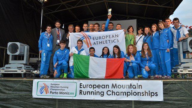 Campionati Europei di corsa in montagna di Arco: oggi le gare, riflettori  puntati sui gemelli Dematteis