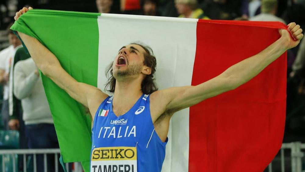 Gianmarco Tamberi è Campione d'Europa:  CHE SPETTACOLO !