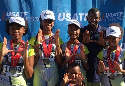Usa: Campionati giovanili, frantumati 12 record nazionali, ragazza di 11 anni corre più veloce delle colleghe 18enni