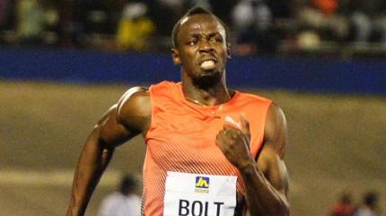 Usain Bolt si infortuna ai trials, allarme per Rio