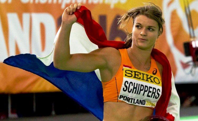 Dafne Schippers strepitosa nei 100 metri, ad Amsterdam vince in 10,90