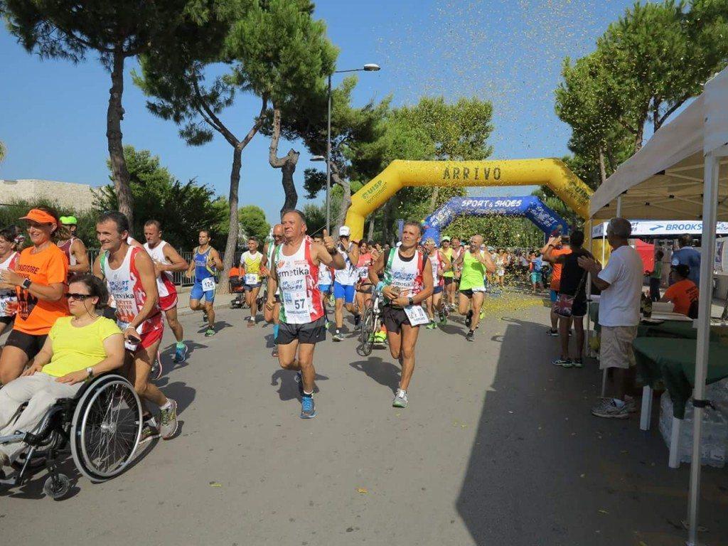 6 Ore di Barletta: circa 200 Ultramaratoneti giunti da ogni parte d'Italia- di  Matteo SIMONE