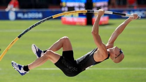 Sam Kendricks stabilisce il record dei trials Usa nell'asta con m.5,91