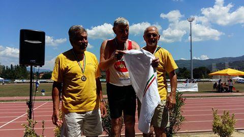 5 titoli e altre 14 medaglie per gli atleti della Acquadela ai Campionati Italiani Masters ad Arezzo