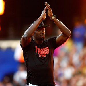 Usain Bolt arriverà al  villaggio olimpico il 3 agosto, fino ad allora sarà in Hotel