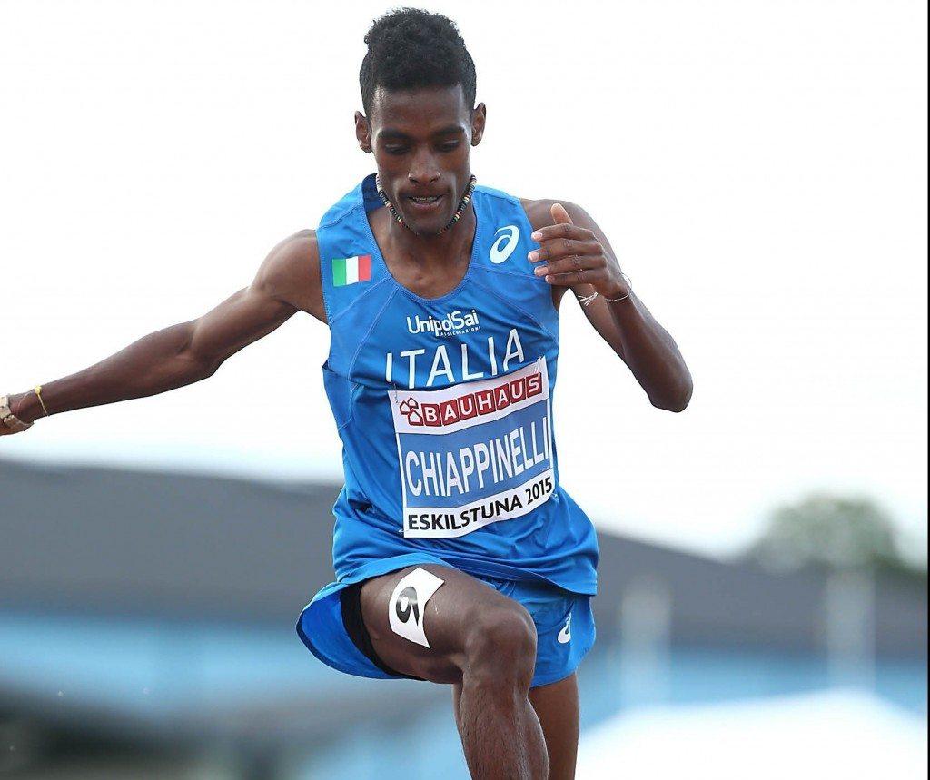Mondiali Under20: Chiappinelli con 8:32.66, migliora il record italiano di Panetta