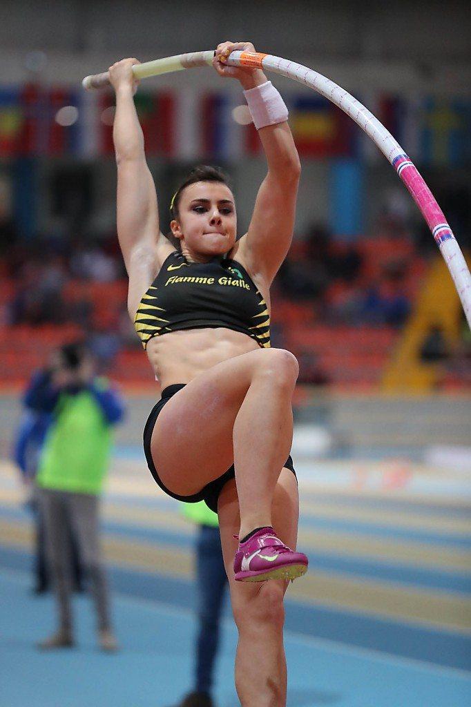 A Padova Sonia Malavisi salta 4,51 nell'asta, minimo per Rio confermato