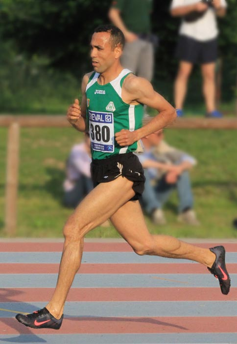 Caso Jamel Chatbi: Il comunicato della Riccardi in merito alla sospensione dell'atleta