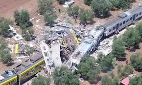 Sciagura ferroviaria in Puglia, Il Coni istituisce un  Minuto di silenzio per le vittime