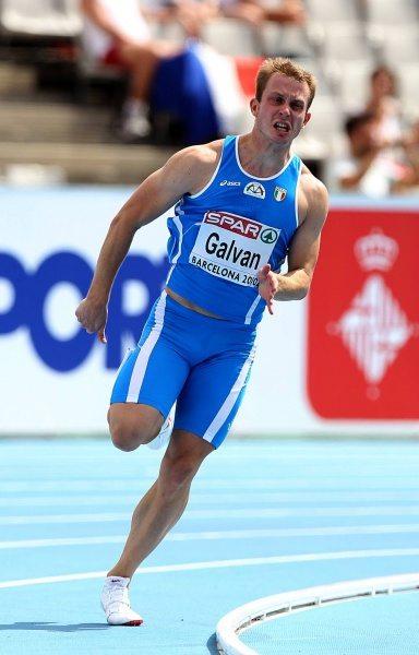 Matteo Galvan in grande spolvero eguaglia il Record italiano dei 400 metri ad Amsterdam