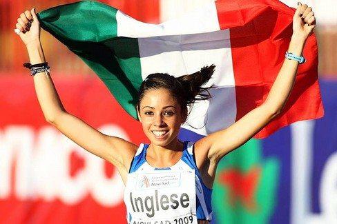 Veronica Inglese splendido argento nella Mezza Maratona agli Europei di Amsterdam