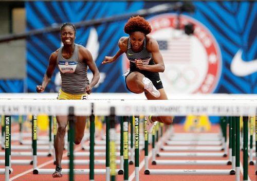 Trials Usa: fulmine Rollins nei 100 ostacoli 12.34, Merritt 19,74 in semifinale sui 200 metri